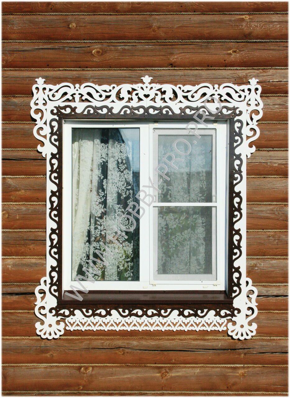 Наличники на окна своими руками деревянные, резные - Ремонт 50